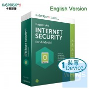 Kaspersky Internet Security for Android ( 英文盒裝版 )