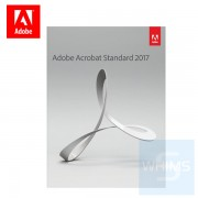 Adobe Acrobat Standard DC 2017 For Win ( 繁體及英文盒裝版 )