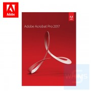 Adobe Acrobat Professional 2017 PC / Mac ( 繁體及英文盒裝版 )