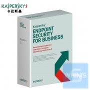 Kaspersky Endpoint Security for Business - 基礎防護版 10 to 150 用戶 1年授權證