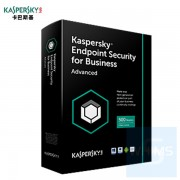 Kaspersky Endpoint Security for Business - 標準防護版 10 to 150 用戶 1年授權證