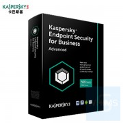 Kaspersky Endpoint Security for Business - 標準防護版 10 to 150 用戶 1年授權證 香港行貨