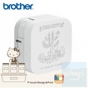 Brother - PT-P300BTKT Hello Kitty 標籤機