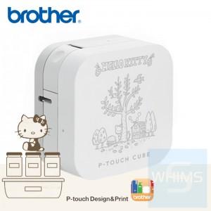 Brother - PT-P300BTKT Hello Kitty 標籤機