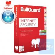 BullGuard Internet Security 1 用戶 3 年 ( 繁體 / 英文下載版 )