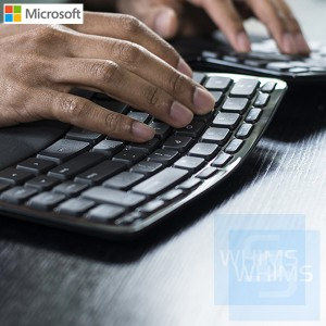 Microsoft Sculpt Ergonomic Desktop《Sculpt 人體工學滑鼠鍵盤組》