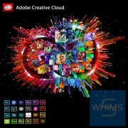 Adobe Creative Cloud - All Apps - 亞洲多語言和平台 - ( 商務12個月下載版 )