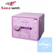 Eagle Safes 鷹金庫 - Hello Kitty 防火金庫夾萬 (KT-020P)