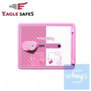 Eagle Safes 鷹金庫 - Hello Kitty 防火金庫夾萬 (020WP)