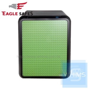 Eagle Safes - UNI 型格方形立體防火萬夾+電子密碼鎖 (040BV)