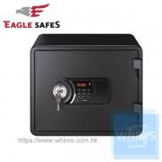 Eagle Safes - Yes 防火金庫夾萬 (M020) + 鎖膽 - 黑色