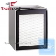 Eagle Safes 超強防火防爆施華洛世奇白水晶金庫 LU-1000BM#W