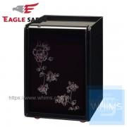 Eagle Safes 超強防火防爆施粉紅玫瑰施華洛世奇粉晶金庫 LU-1000BM#P