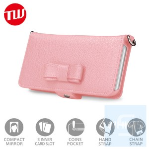 日本品牌 Tunewear Julia for iPhone 7 / 8 / SE2 - 淺粉色