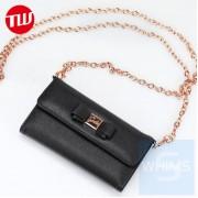 日本品牌 Tunewear Julia PhonePochette for iPhone 6 / 6s 黑色