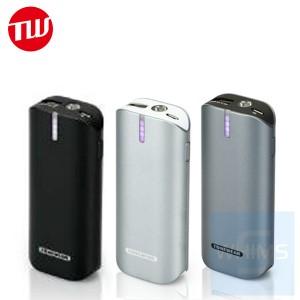 日本品牌 Tunewear TUNEMAX BARREL 6000 PLUS 便攜式電池 (黑 / 銀MFI / 灰色MFI )