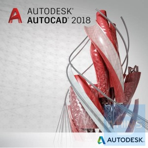 Autodesk AutoCAD LT 2018 Commercial New Single-user ELD Annual Subscription with Advanced Support For Window Version