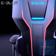 E-BLUE AUROZA XI GLOW PC GAMING CHAIR
