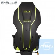 E-BLUE MAZER PC GAMING CHAIR (GREEN)