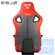 E-BLUE COBRA-X PC GAMING CHAIR (RED)