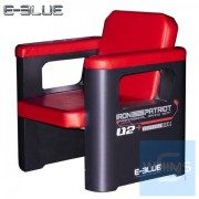 E-BLUE GAMING SOFA (RED)