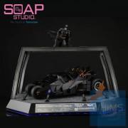Soap Studio - 1/12 《THE DARK KNIGHT TRILOGY》遙控車 Tumbler (豪華版)
