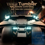 Soap Studio - 1/12 《THE DARK KNIGHT TRILOGY》遙控車 Tumbler