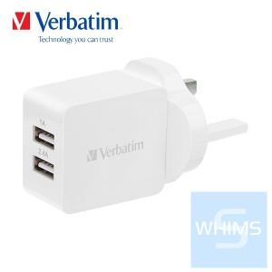 Verbatim 2 Ports USB 充電器