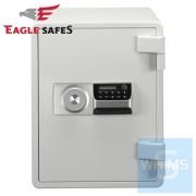 Eagle Safes - VM-031D/DK 電子密碼鎖 / 電子密碼鎖+鎖匙 防火金庫萬夾