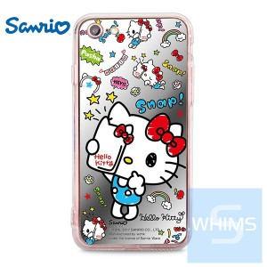 Hello Kitty 鏡面 軟膠 保護殻 (KT93M)