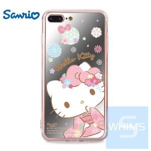 Hello Kitty 鏡面 軟膠 保護殻 (KT90M)
