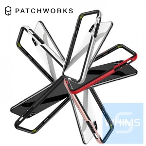 PATCHWORKS - LEVEL Silhouette Bumper for iPhone X
