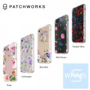 PATCHWORKS - LEVEL Botanic Garden Case for iPhone 7/8