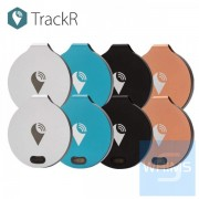 TrackR bravo 8件裝追蹤器 - 玫瑰 , 黑 , 銀 , 藍色 各二件