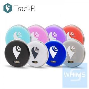 TrackR Pixel 1件裝追蹤器 - 黑色 / 白色 / 灰色 / 淺綠色 / 紫色 / 粉紅色 / 紅色 / 藍色選擇