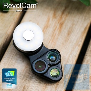 ShiftCam - REVOLCAM™ - For Smart Phone