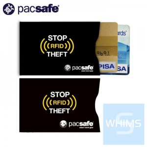 Pacsafe - RFIDsleeve 25 防無線射頻識別卡套 (2張)