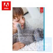 Adobe Photoshop Elements 2020 PC & Mac ( 英文盒裝版 )
