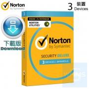 諾頓 Norton ™ 網路安全進階版 3裝置 1年 ( 繁體及英文下載版 )
