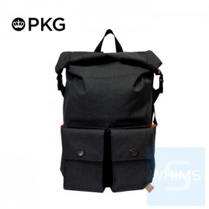 "PKG DRI LB01 Roll-Top Backpack 15"" Laptop"