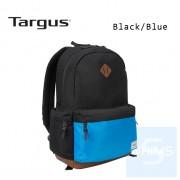 "Targus - 15.6"" 輕巧抗水性筆記本電腦背包(黑色/藍色) 21L"