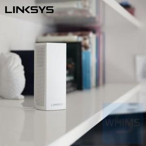 Linksys - VELOP家庭整體網絡Wi-Fi 無線路由器 1件裝 (AC2200) 白色