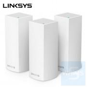 Linksys - VELOP家庭整體網絡Wi-Fi 無線路由器 3件套裝 (AC6600) 白色