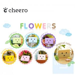 Cheero - Cheero Power Plus 10050 mAh DANBOARD 手提充電器 - 花色系列