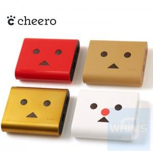 Cheero - Cheero Power Plus 3 13400 mAh DANBOARD Version 手提充電器