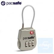Pacsafe - Prosafe 800 TSA組合電纜掛鎖