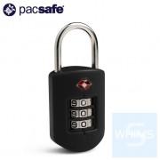 Pacsafe - Prosafe 1000 TSA認証 密碼鎖