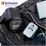Verbatim - 5 Ports 5.6A 旅行充電器