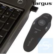 Targus - 無線USB帶激光筆簡報器(黑色)AMP16