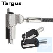Targus - DEFCON®TrapEZoid鍵鎖線纜 ASP65(黑色)